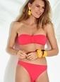 Morhipo Beach Straplez Bikini Mercan